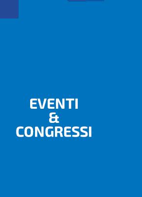 eventi e congressi