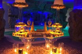 Coreografie torte e confettate